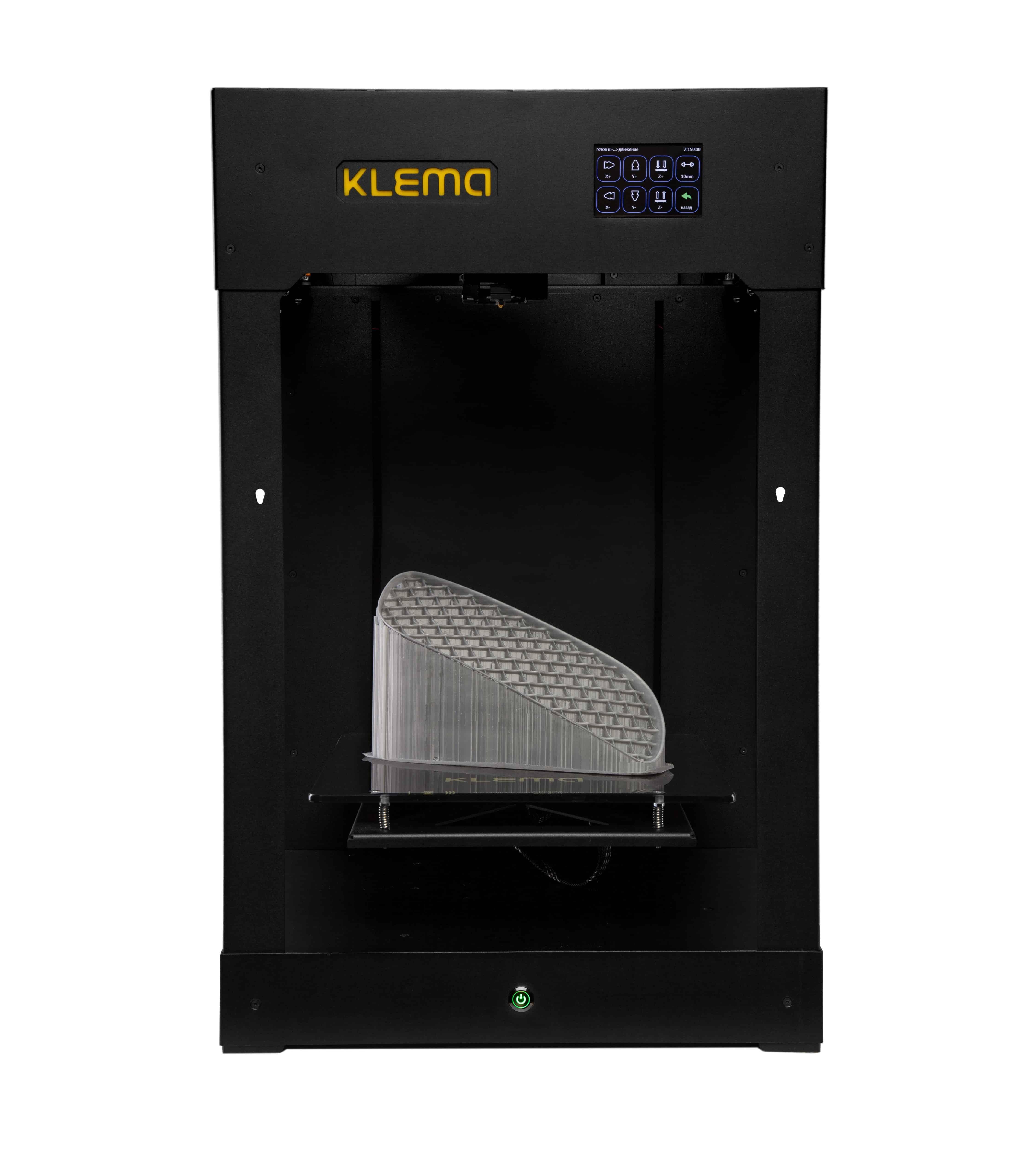 Украинский 3D принтер KLEMA Twin